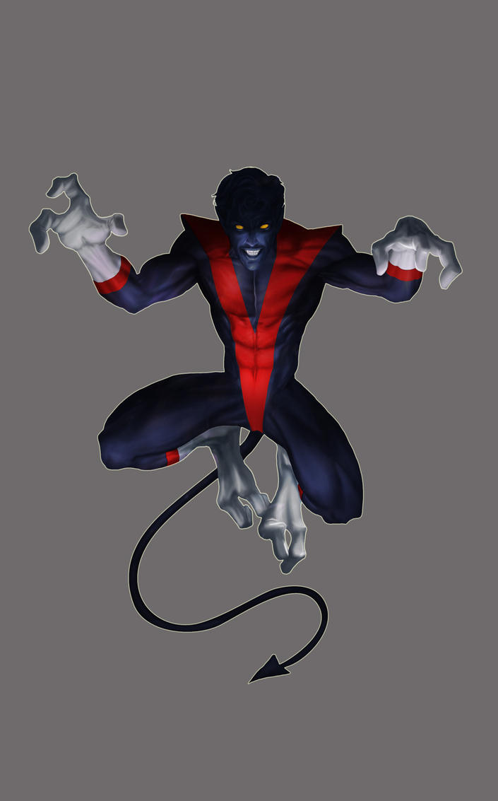 nightcrawler by KEGO44