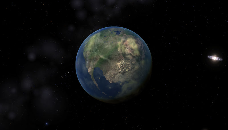 The Planet of Rodinia