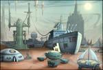 Sunken Ship Oasis