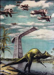 The Drones of Dinosaur Planet
