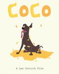 Minimalist Movie Poster: Coco
