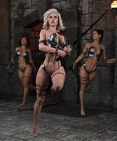 Team Amazon! by STR4HL