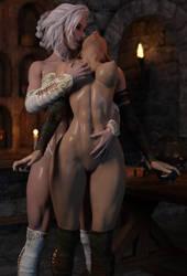 Cora x Eryn - Touch by STR4HL