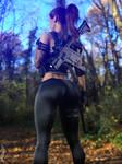 Evie - Fury (Rear)