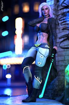 If Cora Was A Blade Runner