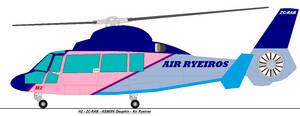 H2 - ZC-RAB - AS365N Dauphin H/c - Air Ryeiros