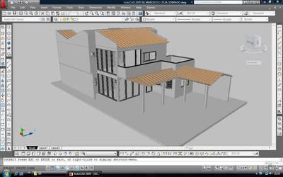 House 34 model