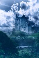 Spookycastle by Eerilyfair-Stock
