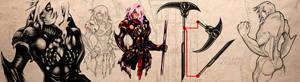 Lightning: Reaper concept