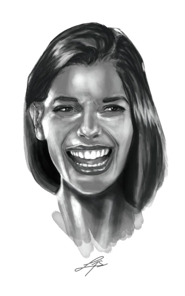 Face study 2 by jshoemake15
