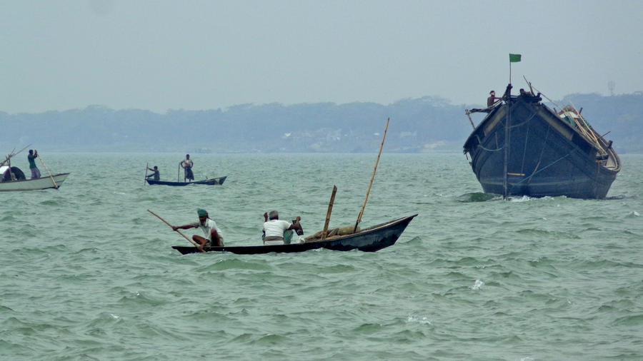 Fisher Man by Raghib052