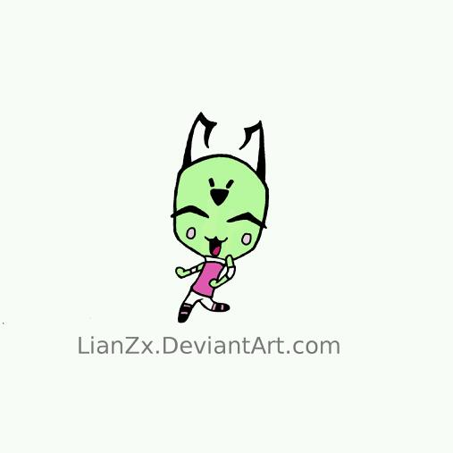 Chibi Kwannie by LianZx