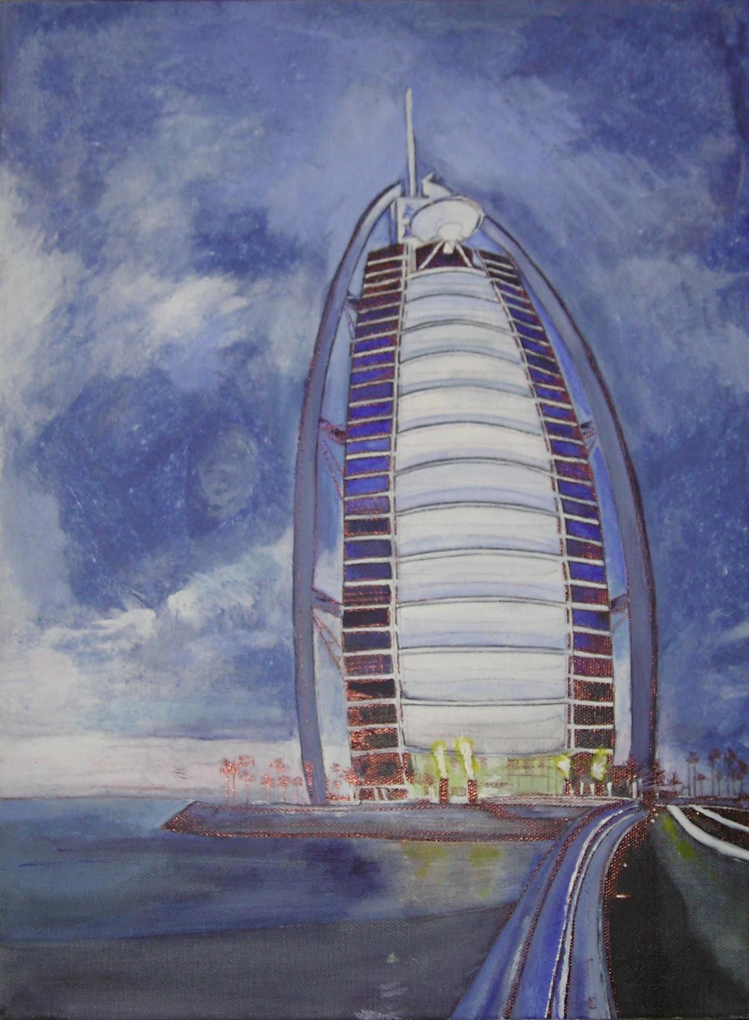 Burj Al Arab By Clairec666 On Deviantart