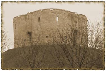 Castle in York