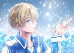 [SPEEDPAINT] SAO: Eugeo - Lonely Snowday