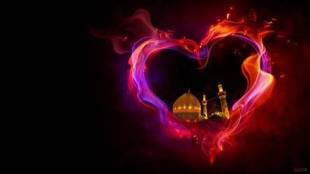 Ashura wallpaper | Love toward Imam Hussain by zhrza