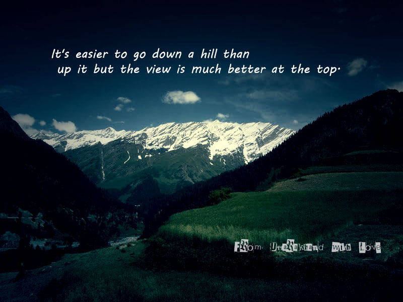 robert frost mountain quotes