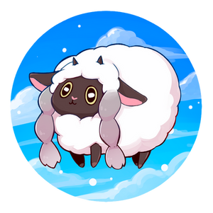Wooloo the lil floof ~
