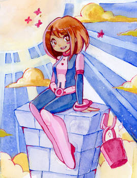 Sitting on the Top