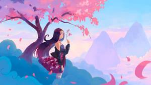 Plum blossom Dream