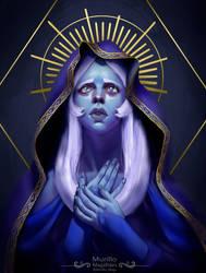 Blue Diamond Fan Art by murillomagalhaes92