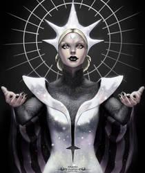 White Diamond Fan Art by murillomagalhaes92