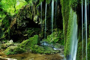 Waterfall I by papadimitriou