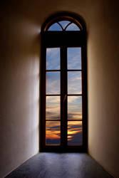 The window by papadimitriou