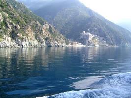 Agion Oros - Mount Athos by papadimitriou