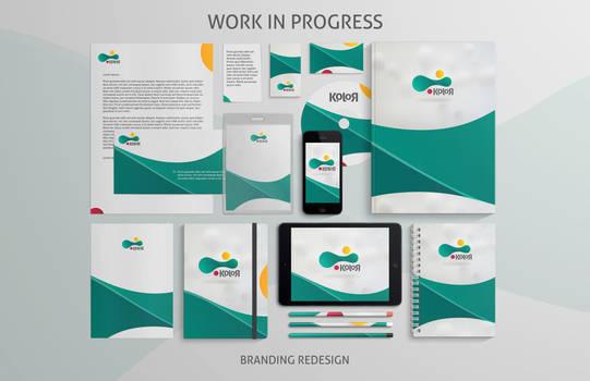 [WIP] K.olor branding redesign