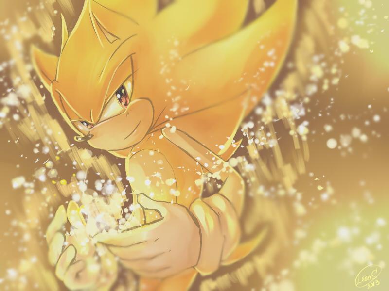 Super Sonic by LeonS-7