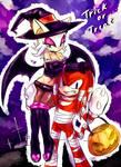 Halloween 2014 [Knuxouge]