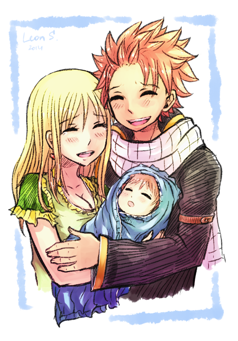 Family [Fairy Tail] by LeonS-7 on DeviantArt