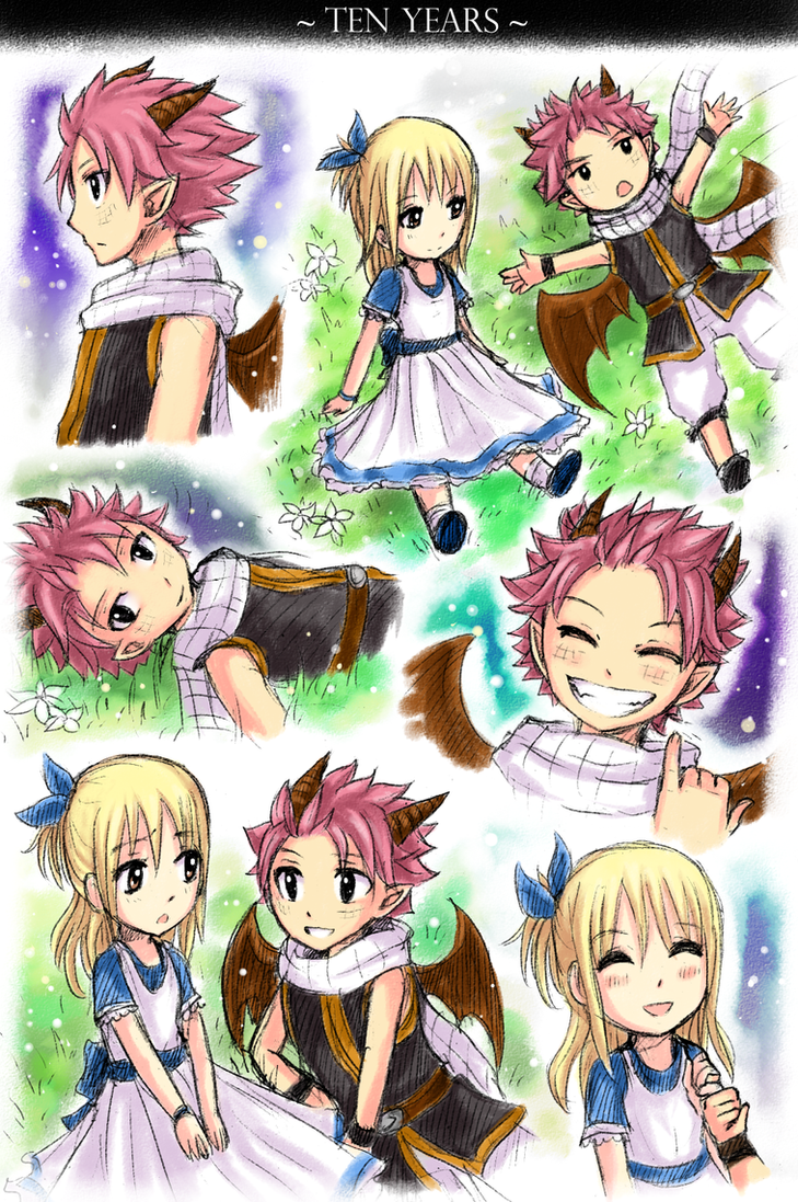 Fairy Tail Fanfiction End Revealed: Fireflies [2] By LeonS-7 On DeviantArt