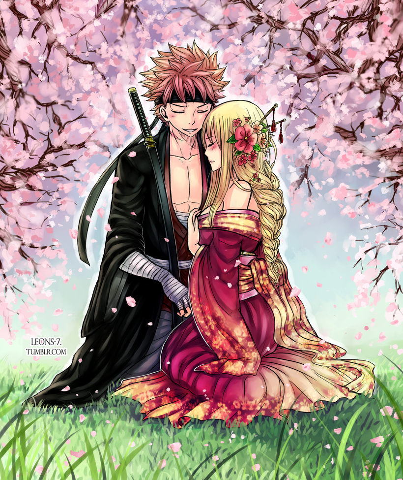 NaLu [Japanese Theme] by LeonS-7