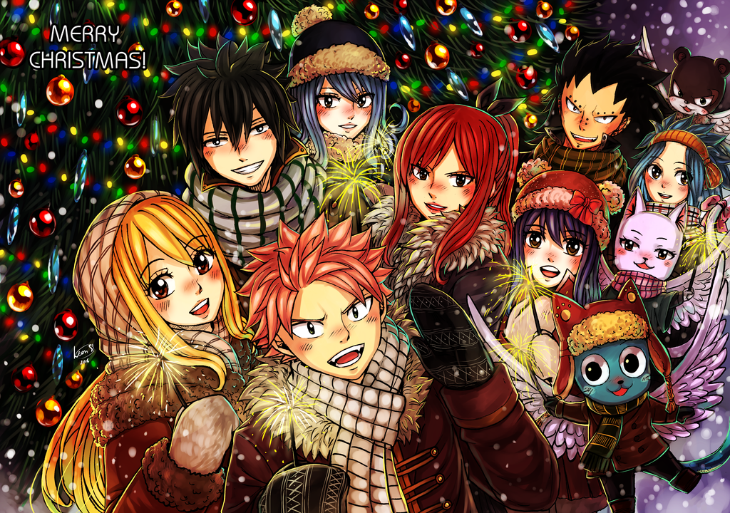 Merry X-mas and Happy New Year by LeonS-7