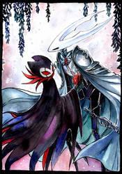 Grimm x Pure Vessel by LeonS-7