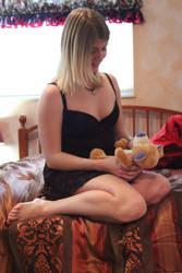 Teddy by AngelsKnight70