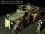 'Donnerpferd' Scout Car