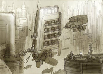 Hotel Galliard by MikeDoscher