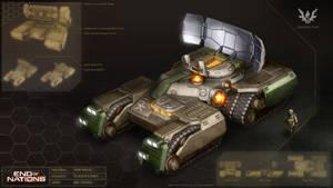 Helios Beam Tank