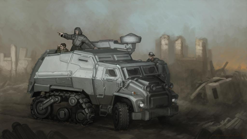 Pathfinder by MikeDoscher