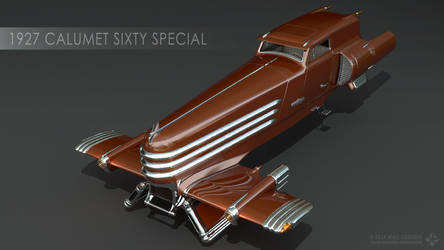 Calumet Sixty Special