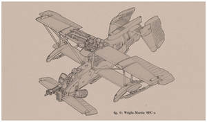 Wright-Martin SFC-2 by MikeDoscher