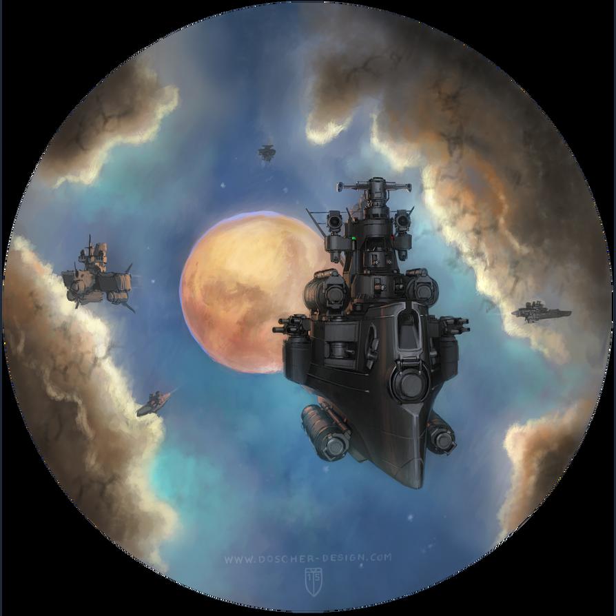Spacecraft of the First World War by MikeDoscher