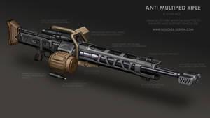 Anti Multiped Rifle