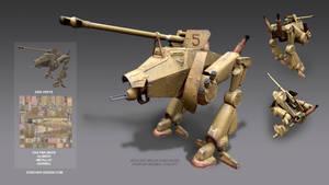 Artillery Mecha