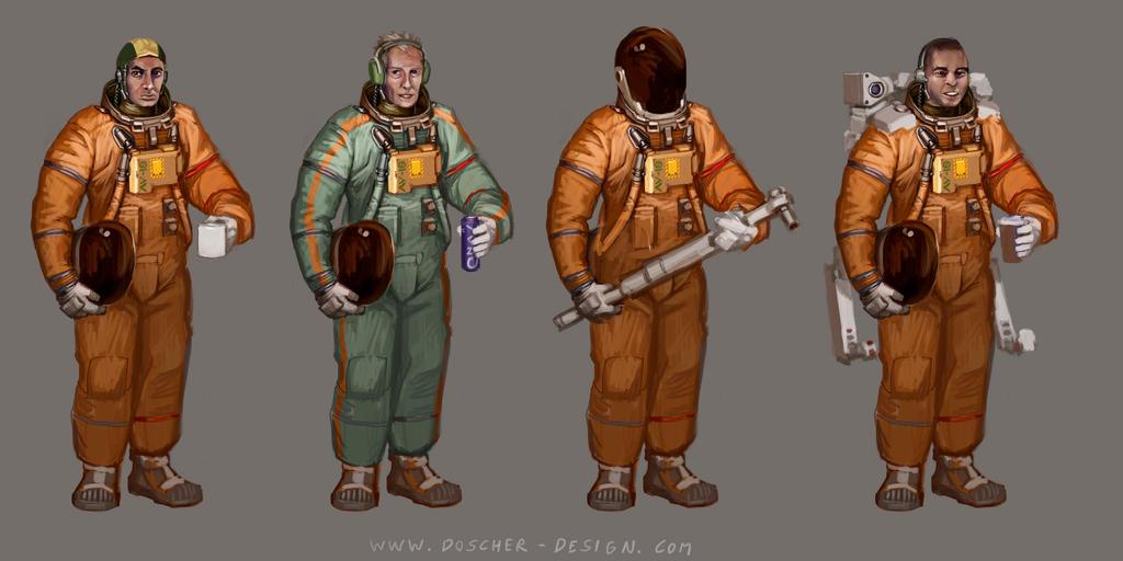 new space suit concept - photo #2
