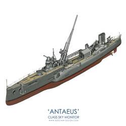 'Antaeus' Class Sky Monitor