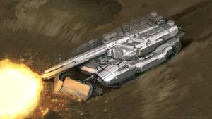 Commission- Terraformer